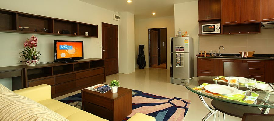 Rung Aroon Mansion Studio 1 Bedroom